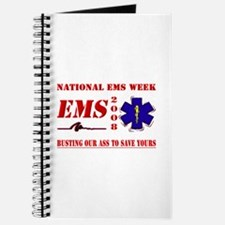 National EMS Week Gifts Journal