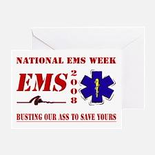 National EMS Week Gifts Greeting Card