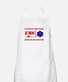 National EMS Week Gifts BBQ Apron