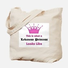 This is what an Lebanese Princess Looks Like Tote