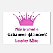 This is what an Lebanese Princess Looks Like Postc