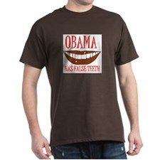 OBAMA'S FALSE TEETH  T-Shirt