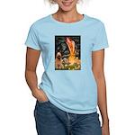 Fairies / Briard Women's Light T-Shirt