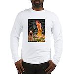 Fairies / Briard Long Sleeve T-Shirt
