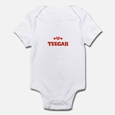Teegan Infant Bodysuit