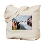Creation / Briard Tote Bag