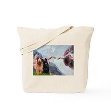 Creation / Briard Tote Bag