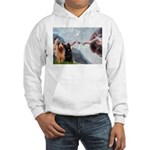Creation / Briard Hooded Sweatshirt