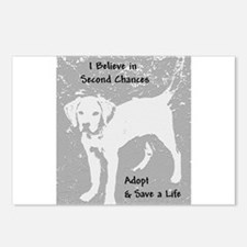 Second Chances Postcards (Package of 8)