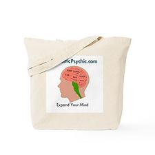 Scientific Psychic Tote Bag