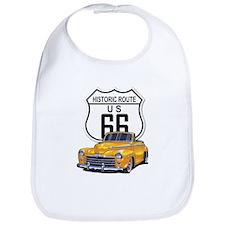 Classic Car Route 66 Bib