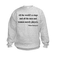 Shakespeare 1 Sweatshirt