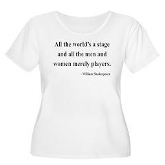 Shakespeare 1 T-Shirt