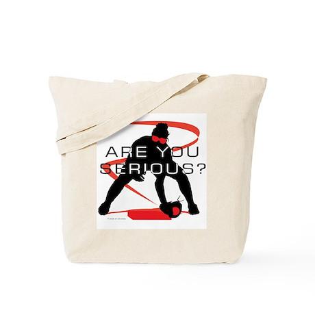 Softball Freak Pink Tote Bag