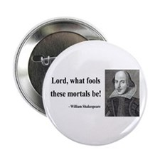"Shakespeare 2 2.25"" Button (10 pack)"