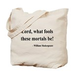Shakespeare 2 Tote Bag