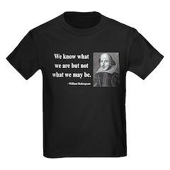 Shakespeare 3 T