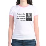 Shakespeare 3 Jr. Ringer T-Shirt