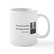 Shakespeare 4 Mug