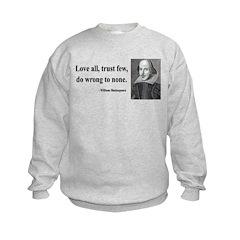 Shakespeare 4 Sweatshirt