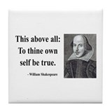 Shakespeare quotes Drink Coasters