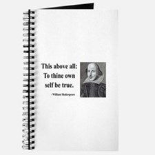 Shakespeare 5 Journal