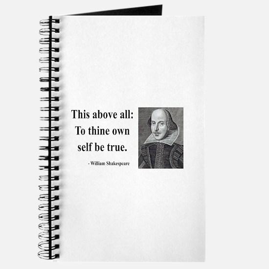 Shakespeare 5 Journal