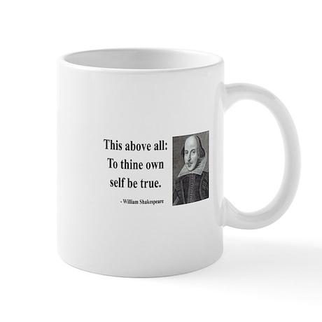Shakespeare 5 Mug