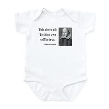 Shakespeare 5 Infant Bodysuit