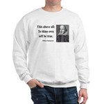 Shakespeare 5 Sweatshirt