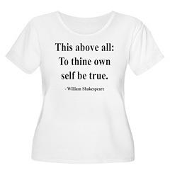 Shakespeare 5 T-Shirt