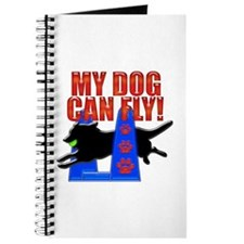 My Dog Can Fly Journal