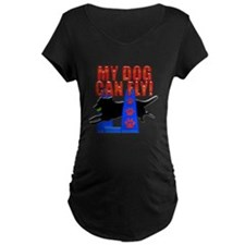 MY Dog Can Fly T-Shirt