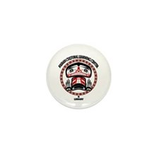 Kasaan Cultural Learning Cent Mini Button (10 pack
