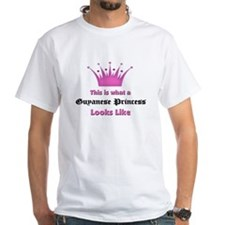 This is what an Guyanese Princess Looks Like Shirt