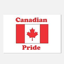 Canadian Pride Postcards (Package of 8)