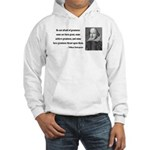 Shakespeare 7 Hooded Sweatshirt