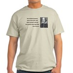 Shakespeare 7 Light T-Shirt