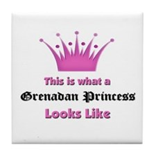 This is what an Grenadan Princess Looks Like Tile