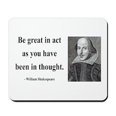 Shakespeare 8 Mousepad