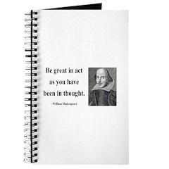Shakespeare 8 Journal