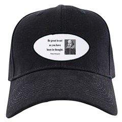 Shakespeare 8 Baseball Hat