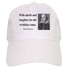Shakespeare 9 Baseball Cap