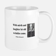 Shakespeare 9 Mug