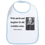 Shakespeare 9 Bib