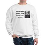 Shakespeare 9 Sweatshirt