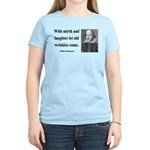 Shakespeare 9 Women's Light T-Shirt