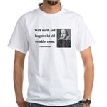 Shakespeare 9 White T-Shirt