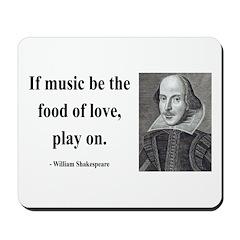 Shakespeare 10 Mousepad