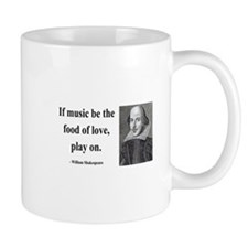 Shakespeare 10 Mug